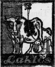 Næstved Tidende, 11-5-1922 - laktos